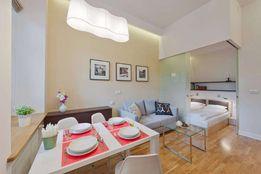Apartament typu studio z widokiem na Wawel :: Centrum :: 2-4 osób