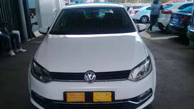 2014 Polo 6 TSi 1.2 Engine Capacity with Manuel Transmission