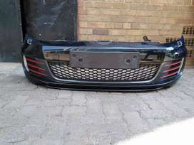 Golf 6 gti complete front bumper