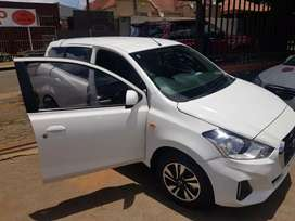 Datsun Go 2020model with 5years service plan