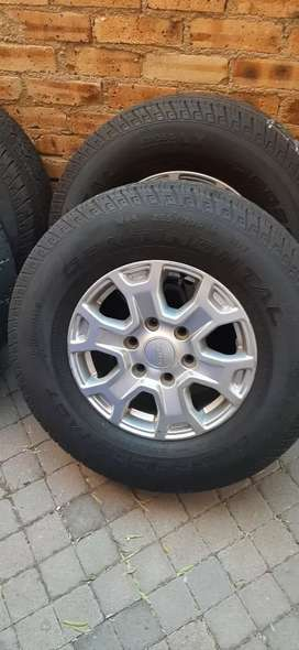 Ford Ranger Rims