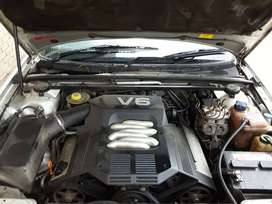 Engine and body 100%