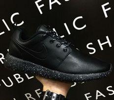 Кроссовки мужские кожаные Nike Найк фабричный Вьетнам 41-46р