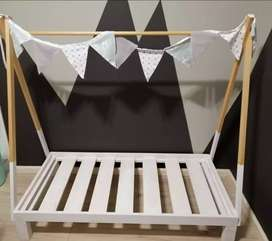 Toddler Teepee bed for sale