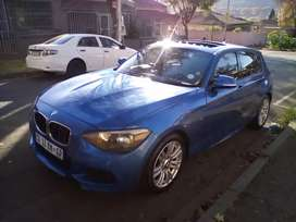 2014 BMW 118i, M performance, automatic, leather interior, sun roof