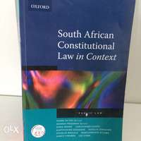 Image of South African Constitutional Law in Context De Vos