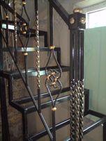 лестница металлоконструкция изготовление от 2500 грн