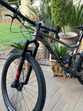 New 2020 MTB done 200 km with extras