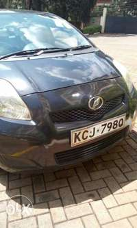 Toyota vitz only 1 year used locally 0