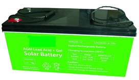 NSB 12v 200ah AGM Solar Gel Battery