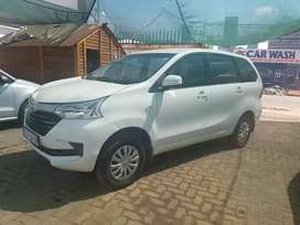 2018 Toyota Avanza 1.3 for sale