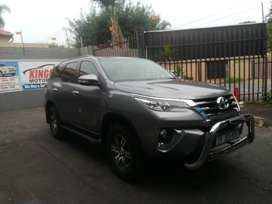 2018 Toyota Fortuner 2.4 GD-6