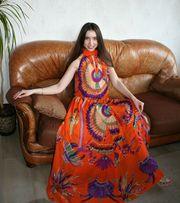 Продам шикарное платье-сарафан