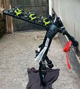 Beetle BuzzRack 3Bike Bicycle Carrier. No tow-bar required.