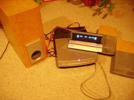 PIONEER XC-L77 - zestaw cd+radio+2 głośniki+suboofer