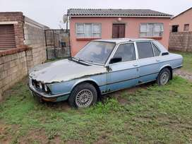 Selling this bmw wth an extra motor