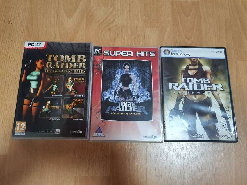 Tomb Raider PC Games 0
