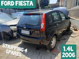 Ford Fiesta - Breaking up for parts and accessories