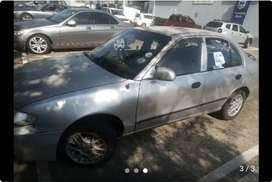 The car is a daily runner. In good condition. Its a 1.3 fuel saver.