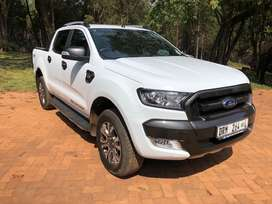 Ford Ranger WildTrak 2017 model