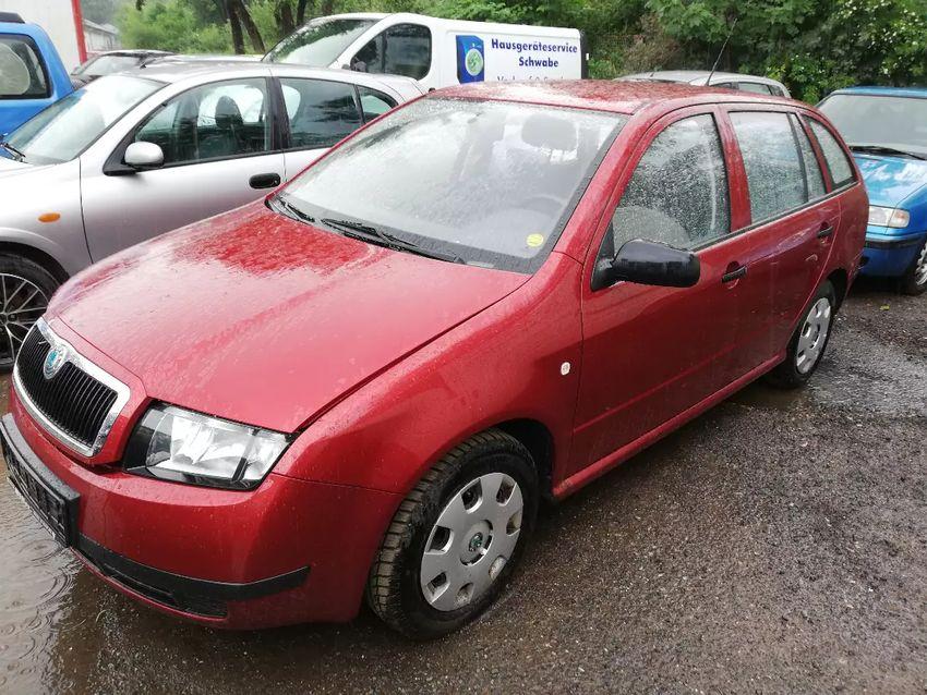 Škoda Fabia 1.2 HTP 47 KW 0