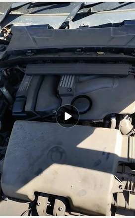 Bmw n46 engine and manual gearbox