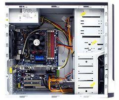 Ремонт комп'ютерів, ситемних блоків, материнських плат, сокетів ПК
