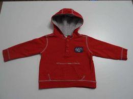 bluza z kapturem F&F 6-9 miesięcy 74 cm.