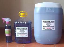 Hand and Surface Disinfectants