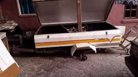 Want to swap my venter trailer for mags for my car