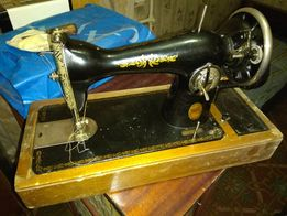 Швейная машинка Подолка 1952г , раритет