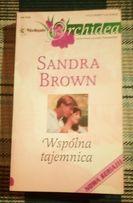 """Harlequin - Orchidea""""Wspólna tajemnica"""" Sandra Brown"""