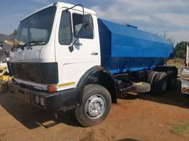2219 Mercedes Benz 16000 Liter Water truck for sale