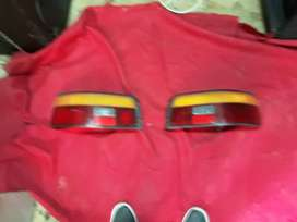 Toyota Tazz/conquest tail lights