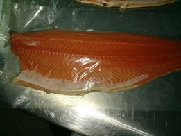 Филе лосося охлажденное, свежее по 2кг , в вакуумной упаковке