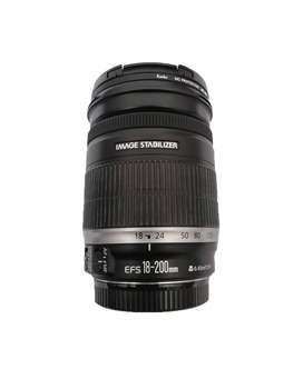 Canon EF-S 18-200mm Lens for Sale!