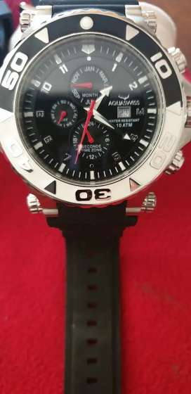 Aquaswiss Mens Watch collection