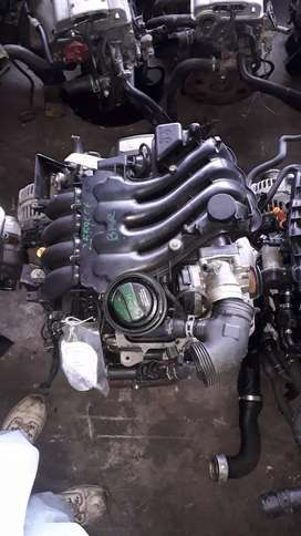 GOLF 4 AKL COMPLETE ENGINE