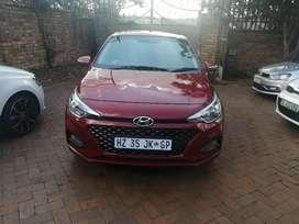 Excellent 2019 HYUNDAI I20 automatic engine capacity 1.4