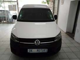 White VW Caddy TDI 2.0  Engine