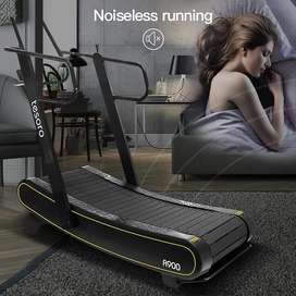 Imported Curved Treadmills