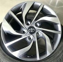 Новые диски Toyota Corolla 2016 R16 5*114.3 60.1 оригинал.