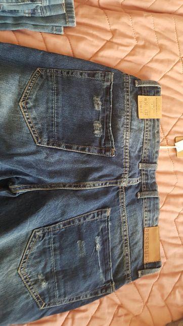 Spodnie nowe jeansy reserved 30/32, rozm.170 Łomża - image 2