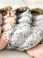 Новинка! Конверт зимний мешок спальник Elodie Details не комбинезон
