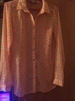 Воздушная блуза s