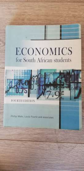 Economics For South African Students - 4th Ed- Philip Mohr