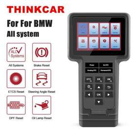LAUNCH ThinkScan OBD2 All System Automotive Scanner for BMW