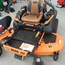 Scag zero turn mower