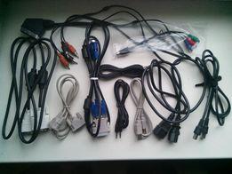шнуры , кабеля компьютер , аудио