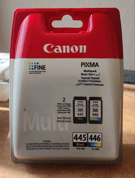 Canon PG-445 & CL-446 Ink Cartridges Multipack